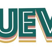 This is the restaurant logo for Nueva