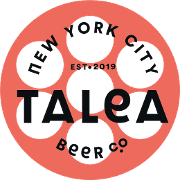 This is the restaurant logo for TALEA Beer Co.