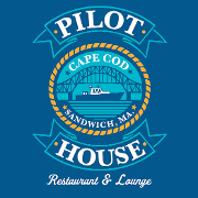 This is the restaurant logo for The Pilot House