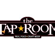 This is the restaurant logo for Tap Room