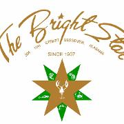 This is the restaurant logo for Bright Star Restaurant