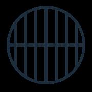 This is the restaurant logo for Ukiah Japanese Smokehouse
