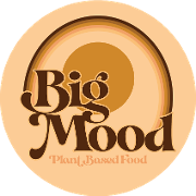 This is the restaurant logo for Big Mood
