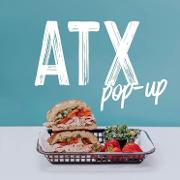 This is the restaurant logo for Local Foods Austin Popup