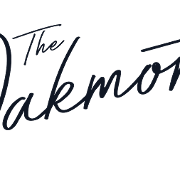 This is the restaurant logo for The Oakmont