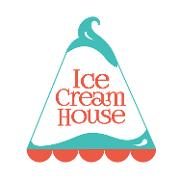 This is the restaurant logo for Ice Cream House - Williamsburg