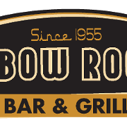 This is the restaurant logo for Elbow Room Bar & Grill