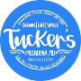 Restaurant logo for Tucker's Eat | Drink | Smile