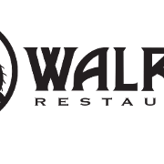 This is the restaurant logo for The Walrus Restaurant