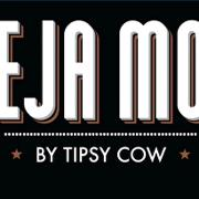 This is the restaurant logo for Deja Moo