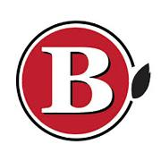 This is the restaurant logo for Be.Steak.A
