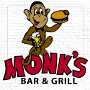 Restaurant logo for Monk's Bar and Grill