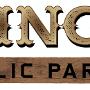 Restaurant logo for Deringer's