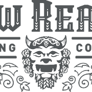 This is the restaurant logo for New Realm Brewing -  Charleston