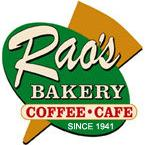 This is the restaurant logo for Rao's Bakery - Dowlen