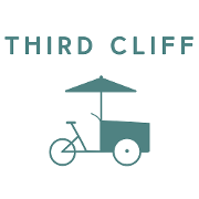 This is the restaurant logo for Third Cliff Bakery