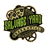 Restaurant logo for Salvage Yard Bar and Grill