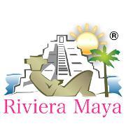 This is the restaurant logo for Riviera Maya Rockaway