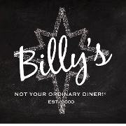 This is the restaurant logo for Billy's Downtown Diner - Bethlehem
