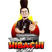 This is the restaurant logo for Hibachi2u