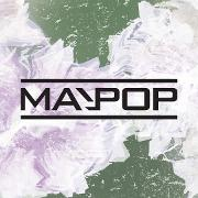 This is the restaurant logo for Maypop