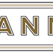 This is the restaurant logo for Jianna
