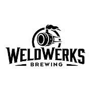 This is the restaurant logo for WeldWerks Brewing Company