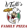 Restaurant logo for Tulli's Family Pizza