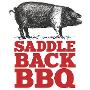Restaurant logo for Saddleback Barbecue