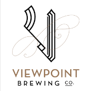 This is the restaurant logo for Viewpoint Brewing Co.