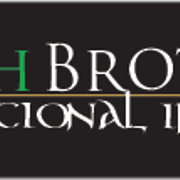 This is the restaurant logo for Nine Irish Brothers, Lafayette