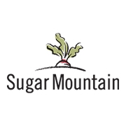This is the restaurant logo for Sugar Mountain