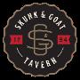Restaurant logo for The Skunk and Goat Tavern