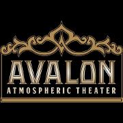 This is the restaurant logo for Avalon Theater/Mistral Restaurant
