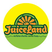 This is the restaurant logo for JuiceLand