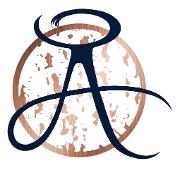 This is the restaurant logo for AhSo Restaurant