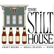 This is the restaurant logo for The Stilt House