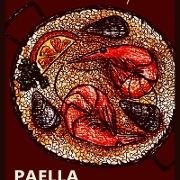 This is the restaurant logo for Terra Plata