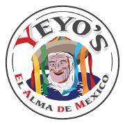 This is the restaurant logo for Yeyo's El Alma de Mexico