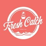 This is the restaurant logo for Fresh Catch Main St. WILLIAMSVILLE