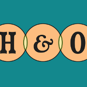This is the restaurant logo for Hope & Olive