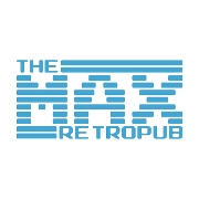 This is the restaurant logo for The Max Retropub