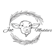 This is the restaurant logo for Fat Maddie's Blackhawk