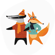This is the restaurant logo for Max and Issy's
