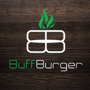 This is the restaurant logo for BuffBurger