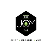 This is the restaurant logo for The Joy Bar