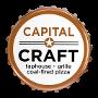 Restaurant logo for Capital Craft