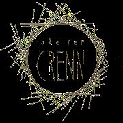 This is the restaurant logo for Atelier Crenn