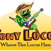 This is the restaurant logo for Tony Locos