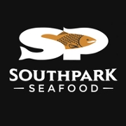 This is the restaurant logo for Southpark Seafood